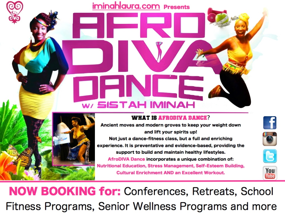 AfroDIVA DANCE Promo